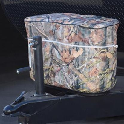 Picture of ADCO  Camouflage Double 20LB LP Tank Cover 2612 01-0162