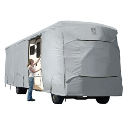 Picture of Classic Accessories PermaPRO (TM) Polyester Water Resistant RV Cover For 28-30' Class A Motorhomes 80-329-171001-RT 01-0828