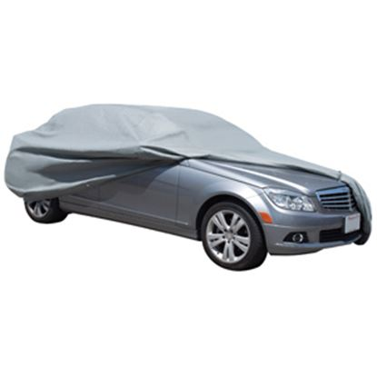 """Picture of ADCO  1 Layer Fabric Medium Cover For Universal 15' 1""""-16' 8""""L Car 30902 01-1281"""