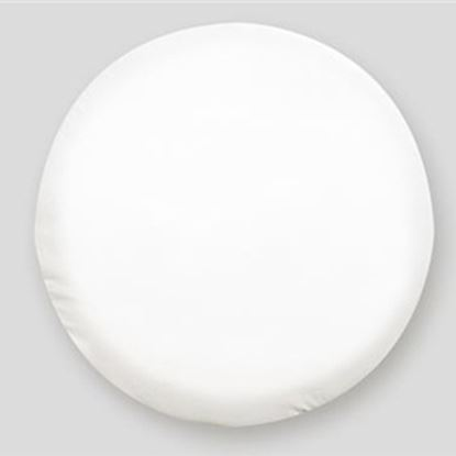 "Picture of ADCO  25.50"" Size L Polar White Spare Tire Cover 1758 01-1968"