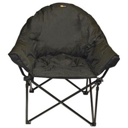 Picture of Faulkner  Black Big Dog Bucket Chair 49570 03-0297