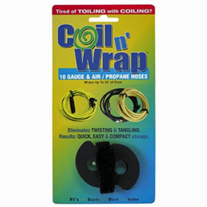 Picture of Coil n' Wrap  Air/Propane Hose Strap 006-5 03-0517