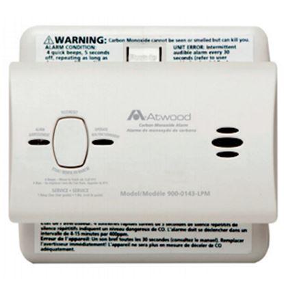 Picture of Dometic  White Battery Carbon Monoxide Detector 32701 03-0551