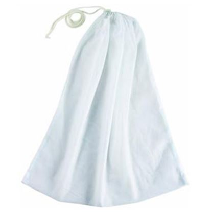 """Picture of Camco  19"""" X 22"""" White Mesh Gear Bag 51031 03-0584"""