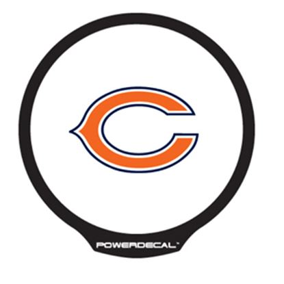 Picture of PowerDecal NFL (R) Series Chicago Bears Powerdecal PWR1201 03-1499