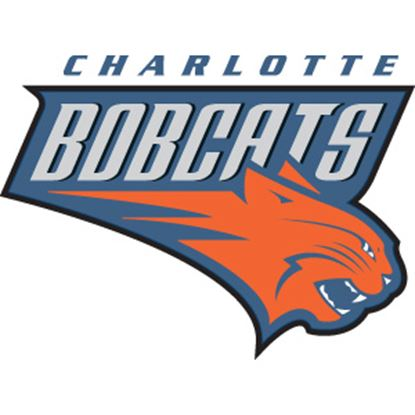 Picture of PowerDecal NBA (R) Series Charlotte Bobcats Powerdecal PWR69001 03-1546