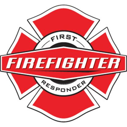 Picture of PowerDecal  Firefighter Powerdecal FFPWR001 03-1635