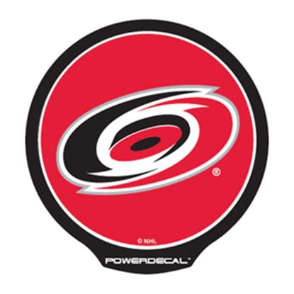 Picture of PowerDecal NHL (R) Series Hurricanes Powerdecal PWR8001 03-1662