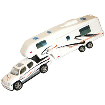 Picture of Prime Products  Fifth Wheel And Truck Model Vehicle 27-0020 03-3026