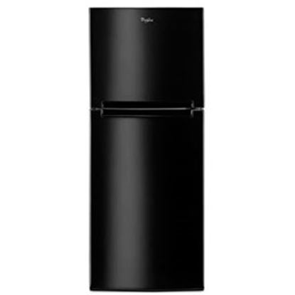 "Picture of Whirlpool  10.72CF 24-1/2""W Refrigerator/ Freezer  07-0008"