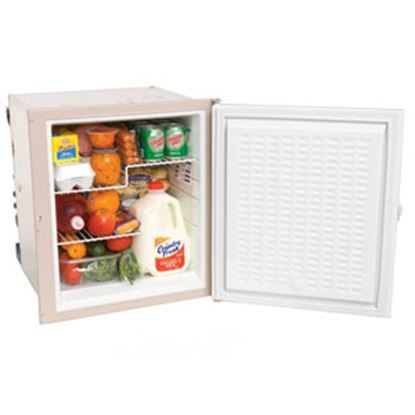 """Picture of Norcold  1.7CF 3-Way 17-1/2""""W Refrigerator/ Freezer 323BKR 07-0190"""