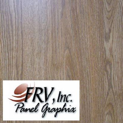 Picture of FRV  N300 Woodgrain Refrigerator Door Panel N300G 07-0630