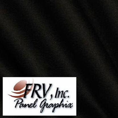 Picture of FRV  HE0601 Black Refrigerator Door Panel Set HE0601L 07-0711