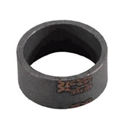 """Picture of BestPEX  Black Copper Crimp Ring For 1/2"""" PEX Tubing 18712 10-0465"""