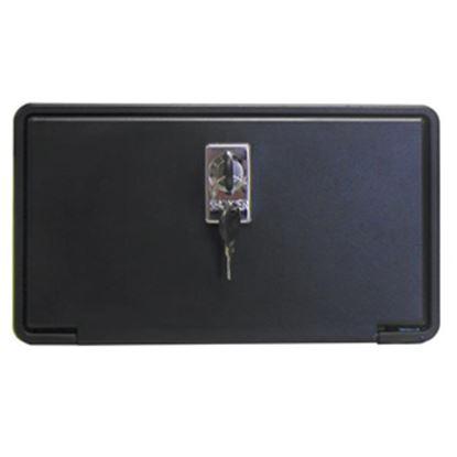 Picture of ITC  Black Exterior Shower Box Door 97023-B-D 10-1672