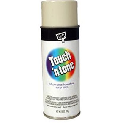 Picture of DAP Touch N Tone 10Oz Antique White Spray Can Paint 003-55281 13-0538