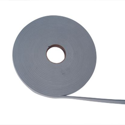 "Picture of S-M Norseal (R) Gray 1-1/2"" W x 25' L x 3/8"" Thick Foam Tape V7412 X 1-1/2G 13-0928"