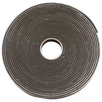 "Picture of S-M  Black 1-1/2"" W x 50' L x 1/4"" Thick Foam Tape V748 X 1-1/2 BL 13-0962"