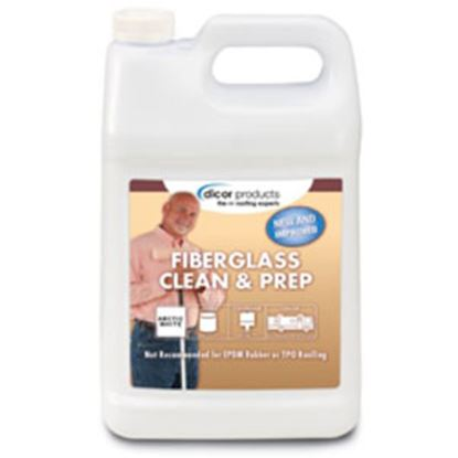 Picture of Dicor  1 Gal Can Plastic Cleaner RP-FCP-1 13-1170