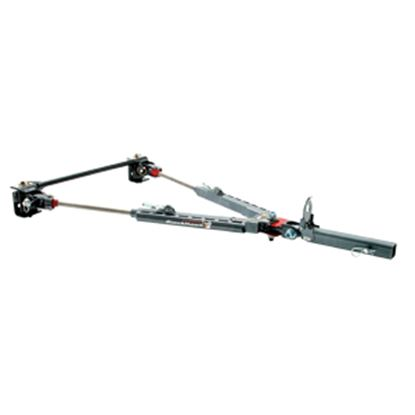 """Picture of Roadmaster BlackHawk 2 (TM) Class IV 10000LB 2"""" Receiver Mount Adjustable Arms Steel Tow Bar 422 14-6289"""