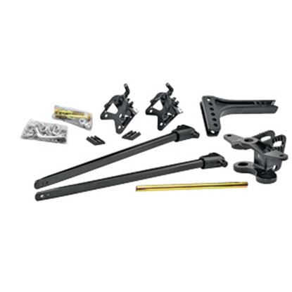 Picture of Pro Series Hitches  600 lb Trunnion Pro Series Wt Distribution Hitch 49585 14-7035