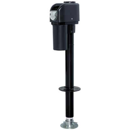 Picture of Stromberg Carlson JET-2500 Black 2500 Lb Electric A-Frame Trailer Jack JET-2500 15-0153