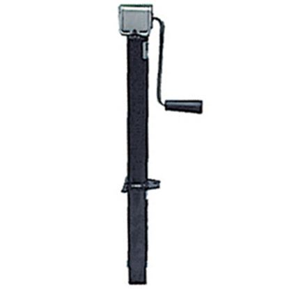 Picture of BAL  2000 Lb A-Frame Round Sidewind Trailer Jack 29025B 15-0919