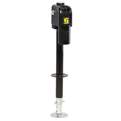Picture of Stromberg Carlson  Black 5000 Lb Electric Trailer Jack JET-5000 15-8363