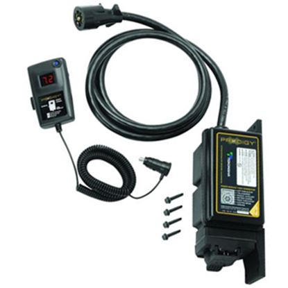 Picture of Tekonsha Prodigy (R) Wireless LED Indicator Trailer Brake Control for 6 Brakes 90250 17-0092