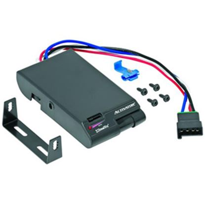 Picture of Draw-Tite Activator LED Indicator Trailer Brake Control for 4 Brakes 5100 17-0139