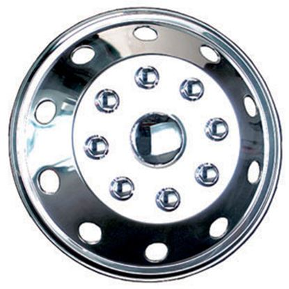 "Picture of Wheel Masters  Single 16"" 8-Lug Wheel Cover  17-2813"