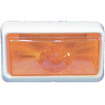 Picture of Command  Amber Lens Porch Light w/Switch 007-50SAC 18-0192