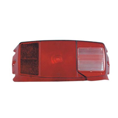 Picture of Clartec  #341 Tail Light Lens MFL301 18-0273