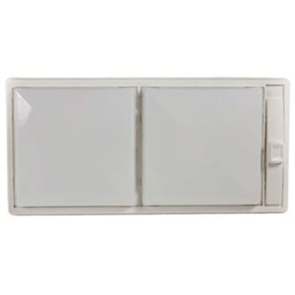 Picture of Arcon  White Lens Ceiling Mount Interior Light w/Switch 14656 18-0596