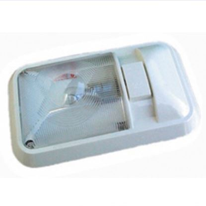 Picture of Thin-Lite  Clear Lens Single Dome Light DIST-311-1 18-0920