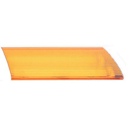 Picture of Thin-Lite  Amber Diffuser Lens For 162A/162ANS Porch Lights D-162A 18-1021