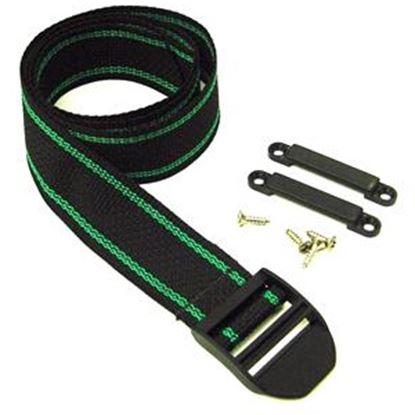 "Picture of AP Products  44"" Black Tie Down Strap 013-201 19-0743"