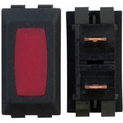 Picture of Diamond Group  14V Amber Indicator Light w/Black Case DG414VP 19-2922