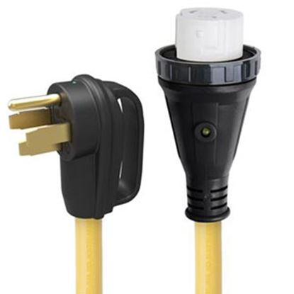"""Picture of Marinco  25"""" 50A Power Cord Adapter 50ARVD25 19-4265"""