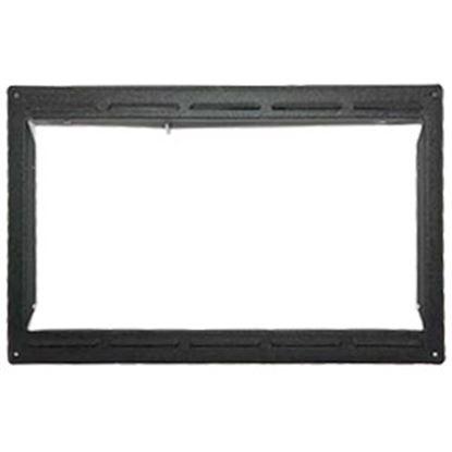 Picture of Contoure  Black Microwave Oven Trim Kit RV-TRIM7B 19-9162