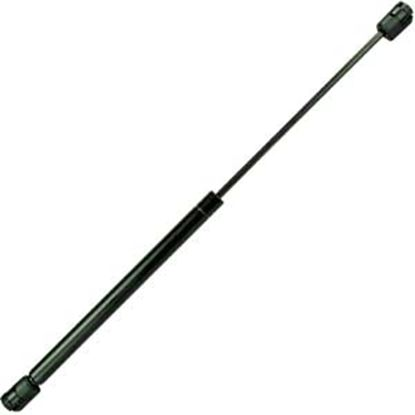 """Picture of JR Products  15"""" 90 Lbs Gas Spring With Plastic Socket Ends GSNI-2125-90 20-0018"""