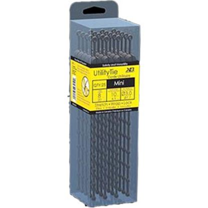 """Picture of AP Products  2-Pack 8"""" Wire Ties 008-7825 20-1863"""