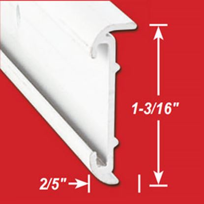 Picture of AP Products  16'L Mill Short Lip Insert Trim 021-51603-16 20-6941