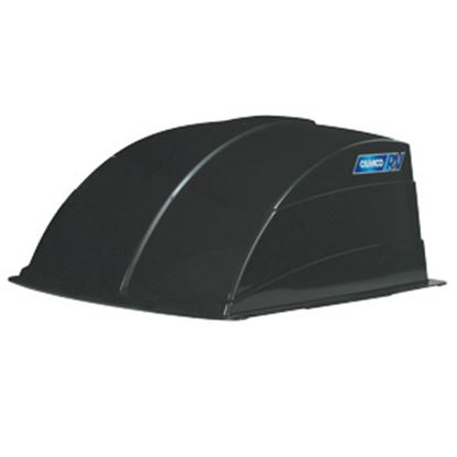 "Picture of Camco  Exterior Dome Type Black Roof Cover For 14"" X 14"" Vents 40443 22-0257"