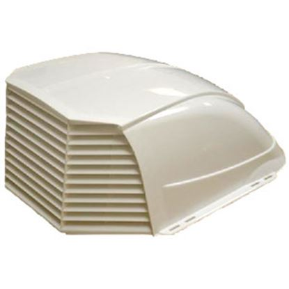 Picture of Heng's  White Roof Cover For Hengs Industries High Flow Vents HG-VC111 22-0509