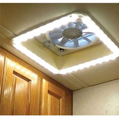 Picture of Heng's  Warm White Roof Vent LED Trim Light HG-LR-C-WW-AFT 23-4781