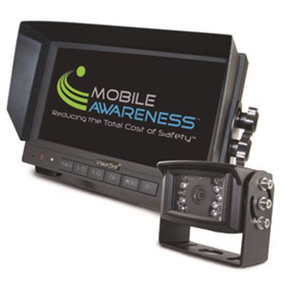 """Picture of Mobile Awareness VisionStat (R) Single Camera 7"""" Backup Camera System MA1103 24-5092"""