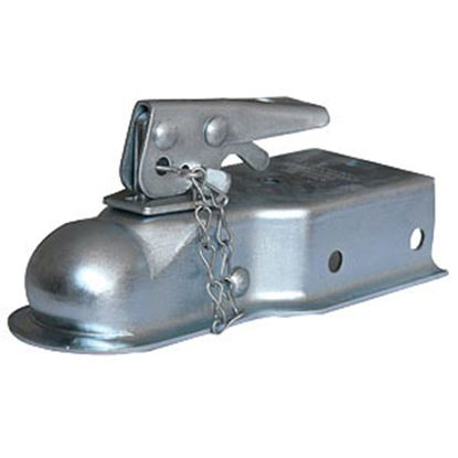 """Picture of Husky Towing  2000 Lb 1-7/8"""" Trailer Coupler 87072 45-0048"""