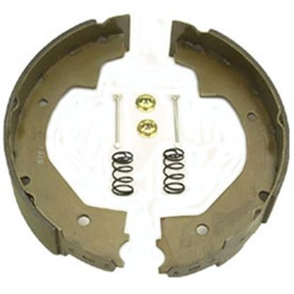 """Picture of AP Products  10"""" Brake Shoe & Lining Kit 014-136451 46-0809"""