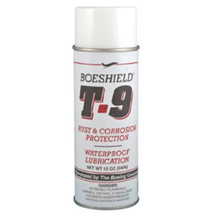 Picture of Boeshield  12 Oz Aerosol Can Rust And Corrosion Inhibitor T90012 69-0592